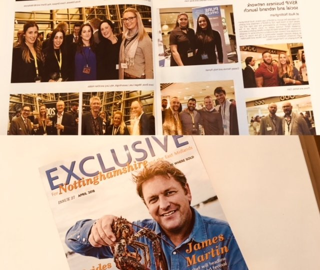 exclusive magazine coverage april 2018