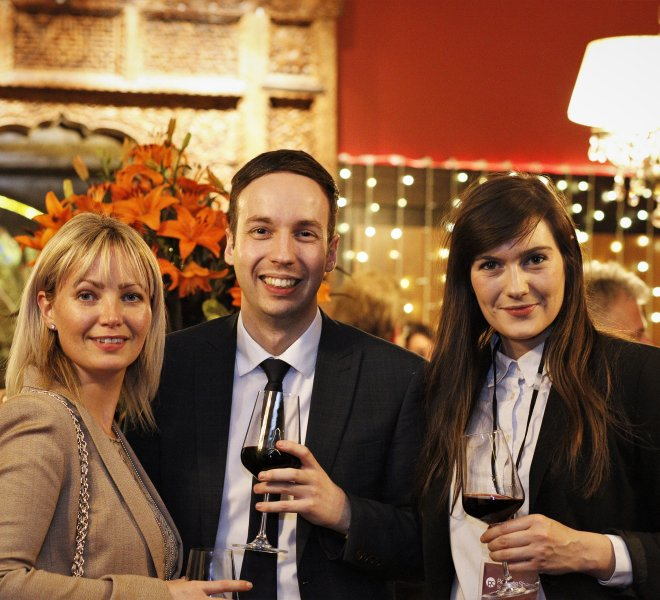 Christina Yardley, Adam Cotterill & Jo Walchester